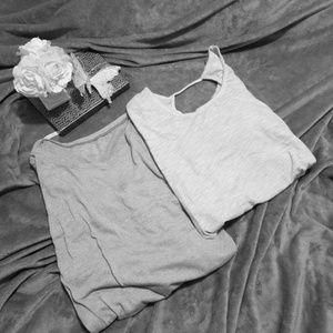 2 Lane Bryant tshirts